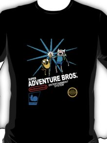Super Adventure Bros. T-Shirt