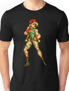 Street fighter 2 Cammy Unisex T-Shirt