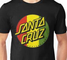 santa cruz skateboards flag Unisex T-Shirt
