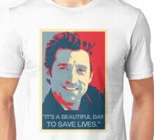 Derek Shepherd Greys Anatomy Unisex T-Shirt