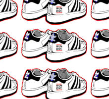 RUN DMC | JMJ TRIBUTE Sticker