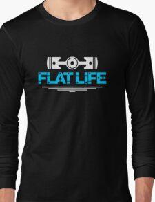 Flat Life (1) Long Sleeve T-Shirt