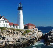 Cape Elizabeth, Maine, USA Sticker