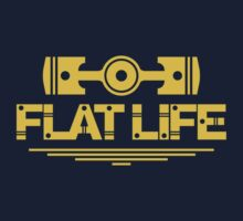 Flat Life (2) by PlanDesigner