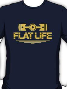 Flat Life (2) T-Shirt