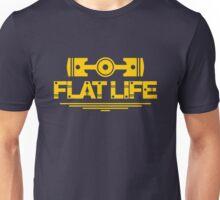 Flat Life (2) Unisex T-Shirt