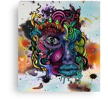 Vivid Awareness Canvas Print