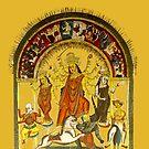 Durga, the Destroyer of Evils by mindprintz