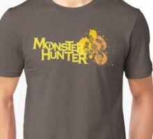 Monster Hunter Tri Crest Yellow Unisex T-Shirt
