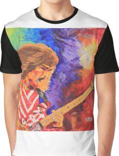 Eddie Van Halen#1 Graphic T-Shirt