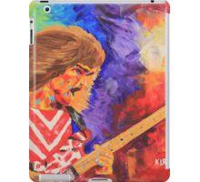 Eddie Van Halen#1 iPad Case/Skin