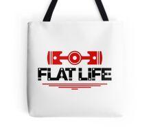 Flat Life (5) Tote Bag