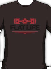 Flat Life (5) T-Shirt