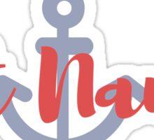 Nautica Sticker