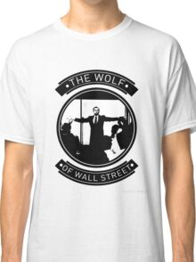 The Wolf Of Wall Street. Classic T-Shirt