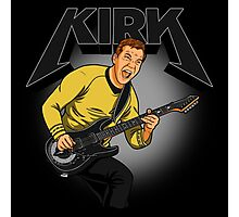 Kirk Photographic Print