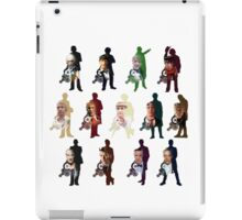 Doctors O'Clock iPad Case/Skin