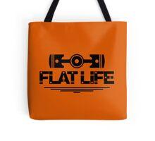 Flat Life (6) Tote Bag