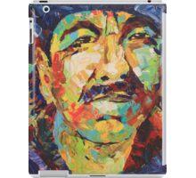 Carlos Santana #1 iPad Case/Skin