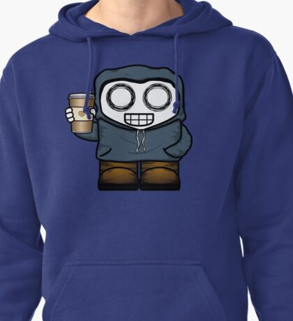 Winter Fun - Hot Chocolate Pullover Hoodie