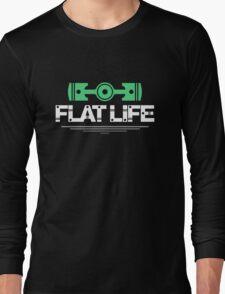 Flat Life (7) Long Sleeve T-Shirt