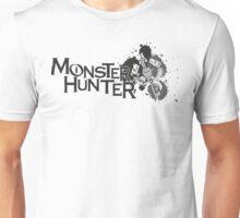 Monster Hunter Tri Crest Black Unisex T-Shirt