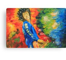 Jimmy Page#1 Canvas Print