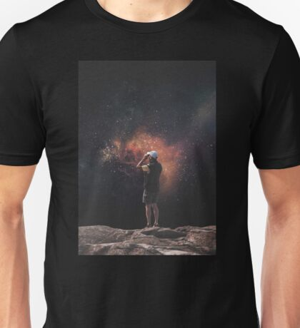 Space tourist II Unisex T-Shirt