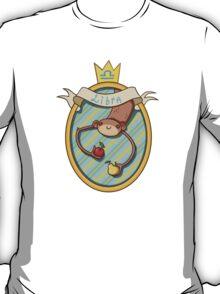 Libra. Cartoon horoscope. T-Shirt