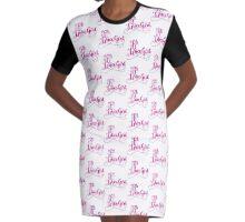 I'm the 6th Spicegirl Graphic T-Shirt Dress