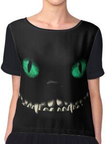 Cheshire cat Chiffon Top