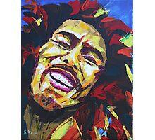 Bob Marley #1 Photographic Print