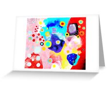 Happy Attempting to break Greeting Card