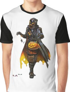 Ana Amari Halloween Graphic T-Shirt
