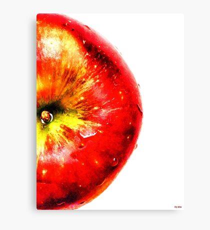 Apple Fruit Canvas Print