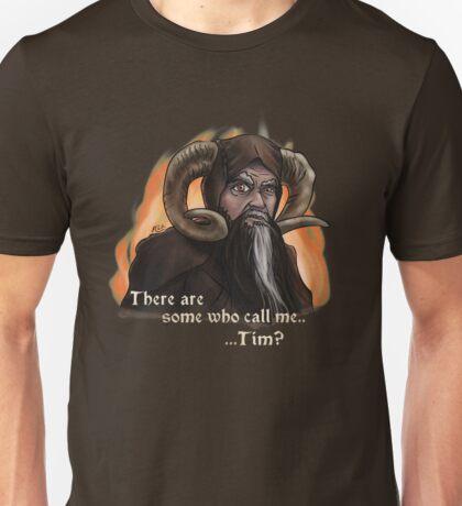 Tim the enchanter Unisex T-Shirt