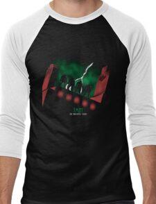 TMNT - The Animated Series Men's Baseball ¾ T-Shirt