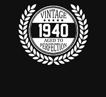 Vintage 1940 Aged To Perfection Unisex T-Shirt