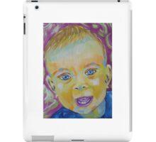 Harrison #1 iPad Case/Skin
