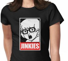 Jinkies, I'm a meme! Womens Fitted T-Shirt