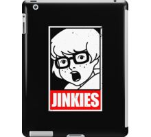 Jinkies, I'm a meme! iPad Case/Skin