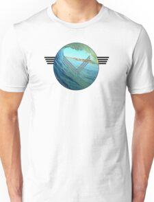 Surf Globe Unisex T-Shirt