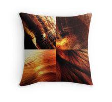 Magritte dream 77 Throw Pillow