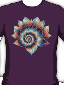 Psychedelic Lotus T-Shirt