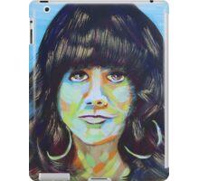 Linda Ronstadt #1 iPad Case/Skin