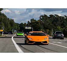 Lamborghini Huracan LP 610-4 Photographic Print
