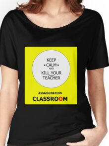 ASSASSINATION CLASSROOM Women's Relaxed Fit T-Shirt