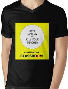 ASSASSINATION CLASSROOM Mens V-Neck T-Shirt
