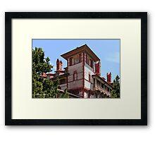 Hotel Ponce de Leon ~ Lavish Splendor Framed Print