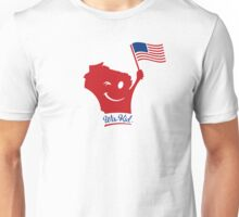 US Wis-Kid (Red) Unisex T-Shirt